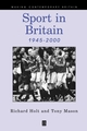 Sport in Britain 1945-2000 (0631171533) cover image