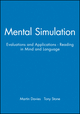 Mental Simulation: Evaluations and Applications - Reading in Mind and Language (0631198733) cover image