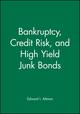 Bankruptcy, Credit Risk, and High Yield Junk Bonds (0631225633) cover image