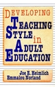 Developing Teaching Style in Adult Education (0787900133) cover image