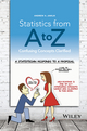Statistics from A to Z: Confusing Concepts Clarified (1119272033) cover image