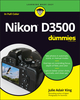 Nikon D3500 For Dummies (1119561833) cover image