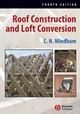 Roof Construction and Loft Conversion, 4th Edition (1405139633) cover image