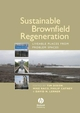 Sustainable Brownfield Regeneration: Liveable Places from Problem Spaces (1405144033) cover image