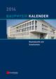 Bauphysik-Kalender 2014: Schwerpunkt - Raumakustik und Schallschutz (3433605033) cover image