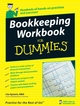 Bookkeeping Workbook For Dummies (0470169834) cover image