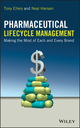 Pharmaceutical Lifecycle Management: Making the Most of Each and Every Brand (0470487534) cover image