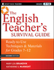 The English Teacher's Survival Guide: Ready-To-Use Techniques and Materials for Grades 7-12, 2nd Edition (0470525134) cover image