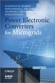 Power Electronic Converters for Microgrids (0470824034) cover image