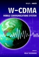 W-CDMA: Mobile Communications System (0470854634) cover image
