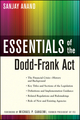Essentials of the Dodd-Frank Act (0470952334) cover image