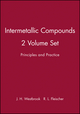 Intermetallic Compounds, Principles and Practice, 2 Volume Set (0471934534) cover image