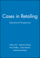 Cases in Retailing: Operational Perspectives (0631201734) cover image