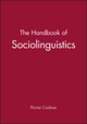 The Handbook of Sociolinguistics (0631211934) cover image