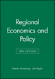 Regional Economics and Policy, 3rd Edition (0631217134) cover image