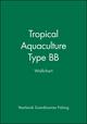 Tropical Aquaculture: Type BB Wallchart (0632039434) cover image