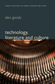 Technology, Literature and Culture (0745639534) cover image