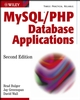 MySQL / PHP Database Applications, 2nd Edition (0764549634) cover image