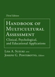 Handbook of Multicultural Assessment: Clinical, Psychological, and Educational Applications, 3rd Edition