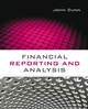 Financial Reporting and Analysis (1118560434) cover image