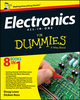Electronics All-in-One For Dummies, UK Edition (1118589734) cover image