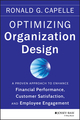 Optimizing Organization Design: A Proven Approach to Enhance Financial Performance, Customer Satisfaction and Employee Engagement (1118763734) cover image