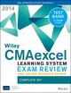Wiley CMAexcel Learning System Exam Review and Online Intensive Review 2014 + Test Bank Complete Set (1118776534) cover image