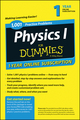 1,001 Physics I Practice Problems For Dummies Access Code Card (1-Year Subscription) (1118852834) cover image