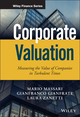 The Valuation of Modern Companies + Website: Integrating Accounting and Financial Principles for Advanced Techniques (1119003334) cover image