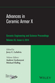 Advances in Ceramic Armor X: Ceramic Engineering and Science Proceedings, Volume 35 Issue 4 (1119040434) cover image