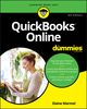 QuickBooks Online For Dummies, 4th Edition (1119473934) cover image