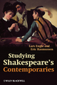 Studying Shakespeare's Contemporaries (1405132434) cover image