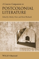 A Concise Companion to Postcolonial Literature (1405135034) cover image