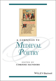 A Companion to Medieval Poetry (1405159634) cover image