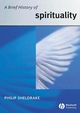 A Brief History of Spirituality (1405171634) cover image