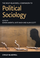 The Wiley-Blackwell Companion to Political Sociology (1444330934) cover image