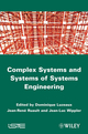 Complex Systems and Systems of Systems Engineering (1848212534) cover image