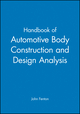 Handbook of Automotive Body Construction and Design Analysis (1860580734) cover image