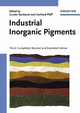 Industrial Inorganic Pigments, 3rd, Completely Revised and Extended Edition (3527303634) cover image