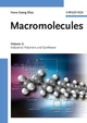 Macromolecules, Volume 2: Industrial Polymers and Syntheses (3527311734) cover image