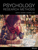 Psychology Research Methods, 1st Edition (EHEP003734) cover image