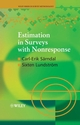 Estimation in Surveys with Nonresponse