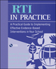 RTI in Practice: A Practical Guide to Implementing Effective Evidence-Based Interventions in Your School (0470170735) cover image