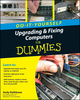 Upgrading and Fixing Computers Do-it-Yourself For Dummies (0470557435) cover image