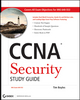 CCNA Security Study Guide: Exam 640-553 (0470636335) cover image
