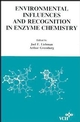Molecular Structure and Energetics, Volume 10, Environmental Influences and Recognition in Enzyme Chemistry (0471187135) cover image