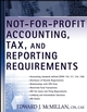 Not-for-Profit Accounting, Tax, and Reporting Requirements  (0471481335) cover image
