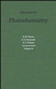 Advances in Photochemistry, Volume 18 (0471591335) cover image