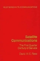 Satellite Communications: The First Quarter Century of Service (0471622435) cover image