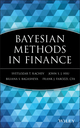 Bayesian Methods in Finance (0471920835) cover image